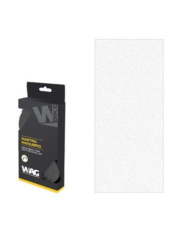 Wag Nastro Manubrio Basic con Gel, Bianco