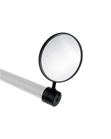 BTA Specchietto con Attacco al Manubrio, Universale Dx/Sx.