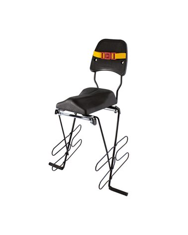 RMS Rear Child Padded Seat, Rack Attachment
