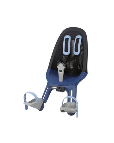 Qibbel Child Front Seat Air, Black/Blue