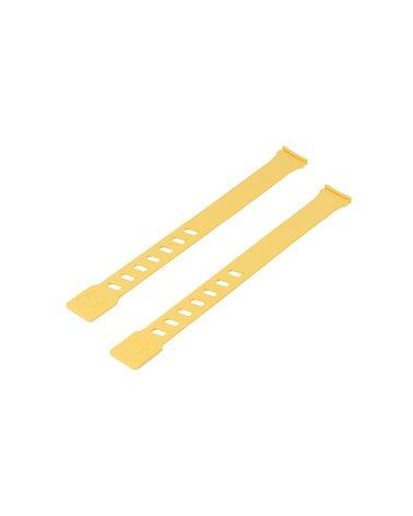 Qibbel Set Foot Straps Yellow