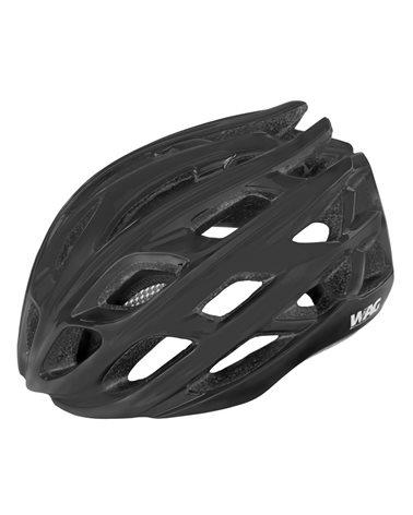 Wag Road Helmet For Adult Gt3000, In-Mould Size M, Matt Blacks.