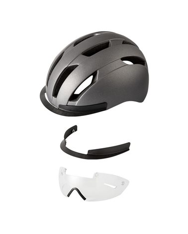 Wag Helmet For Adults E-Way, Homologated Nta-8776, In-Mould, Size L