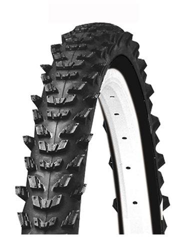 Kenda Tire 20X2.00 MTB Wht/Blk K829