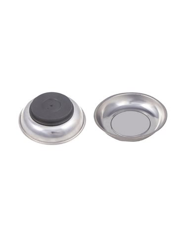 Bike Service Round Magnetic Container For Nuts And Bolts