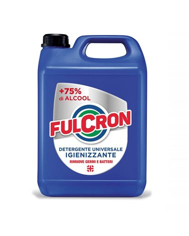 Arexons Fulcron Surfaces Sanitizer 5 Lt (75% Alcohol Anti-Covid 19)