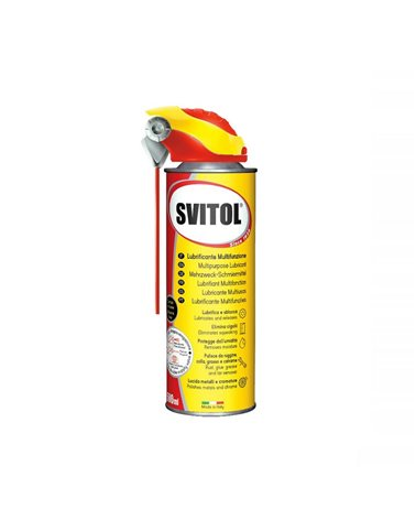 Arexons Spray Svitol Lubricant 500ml With Smart Cap