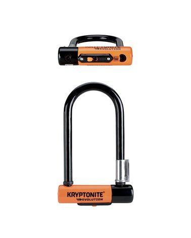 Kryptonite U-Lock Evolution Mini-9 Double Deadbolt
