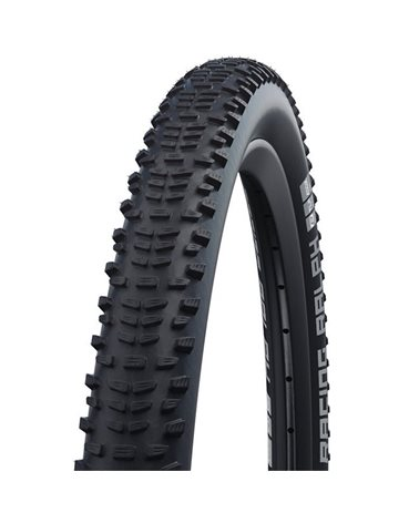 Schwalbe Racing Ralph 29x2.25 Performance Addix T-Skin Tubeless Ready Tyre, Black