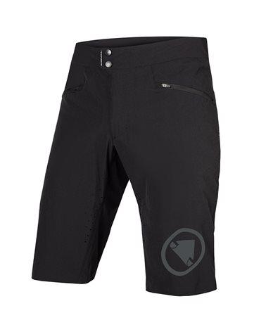 Endura SingleTrack Lite Men's Short, Black (Fit Version) (Fit Version)