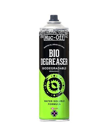 Muc-Off Bio Degreaser Biodegradable Water-Soluble Formula (500 ml)