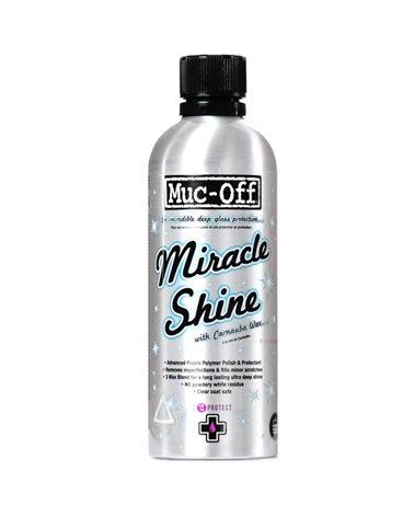 Muc-Off Miracle Shine Polish with Carnauba Wax (500 ml)