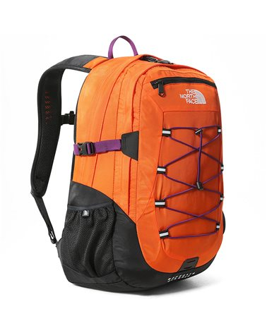 The North Face Borealis Classic Backpack 29 Liters, Red Orange/Gravity Purple