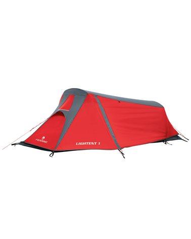 Ferrino Lightent 1 FR 1-person Tent, Red