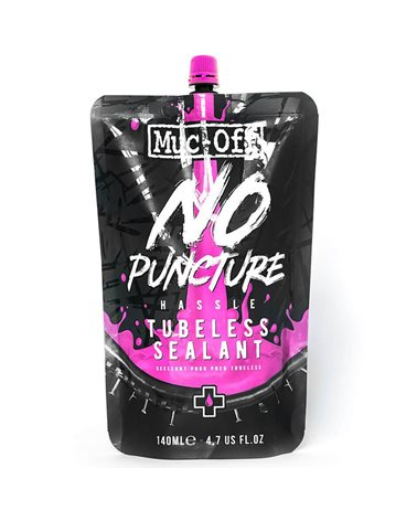 Muc-Off No Puncture Hassle Tubeless Sealant (140 ml)