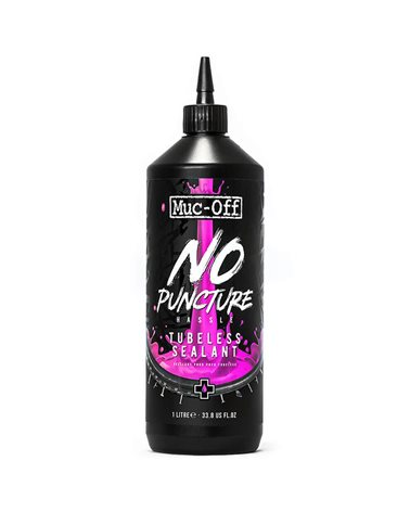 Muc-Off No Puncture Hassle Tubeless Sealant (1 Liter)