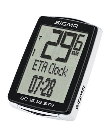 Sigma BC 16.16 STS CAD Ciclocomputer Wireless