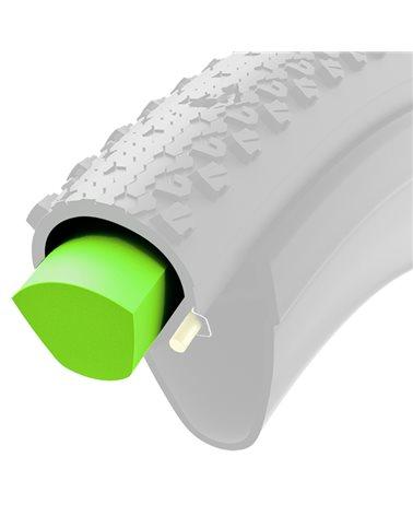 Vittoria Air-Liner Gravel Anti Puncture Tubeless Tires Insert, Green Box