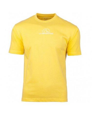 La Sportiva Oldies Tee 2.0 T-Shirt Man, Yellow