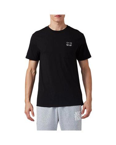 Asics Tiger DT PKT SS Tee Men's Short Sleeve Tee, Performance Black