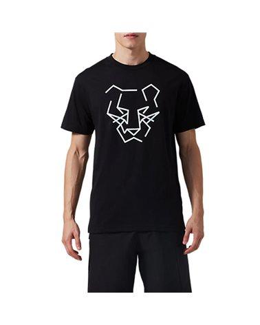 Asics Tiger DT Grapfic Tee Men's Short Sleeve Tee, Performance Black