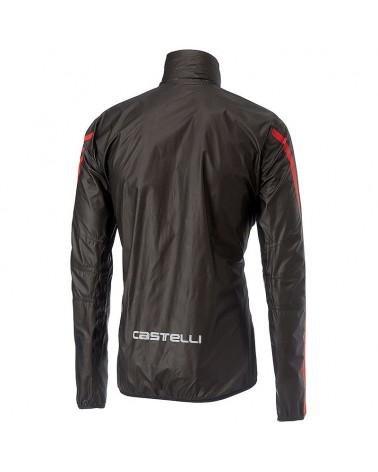 Castelli Idro 2 GTX Gore-Tex Waterproof Men's Cycling Jacket, Black