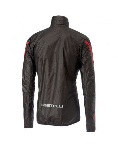 Castelli Idro 2 GTX Gore-Tex Giacca Antipioggia Uomo, Nero