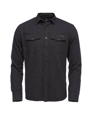Black Diamond Sentinel Men's Shirt, Carbon Heather