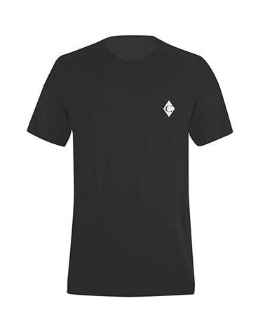 Black Diamond T-Shirt M's S/S Diamond C Tee, Black