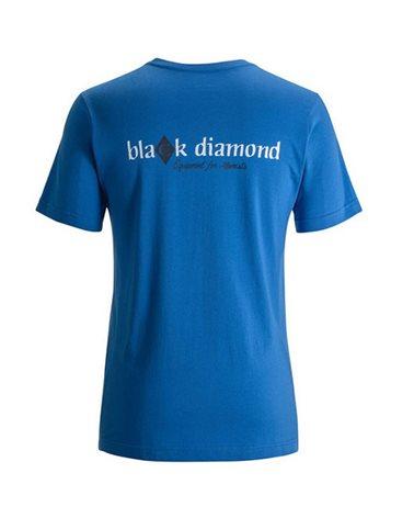 Black Diamond T-Shirt M's S/S Diamond C Tee, Powell
