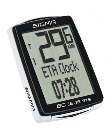 Sigma BC 16.16 STS CAD Wireless Bike Computer