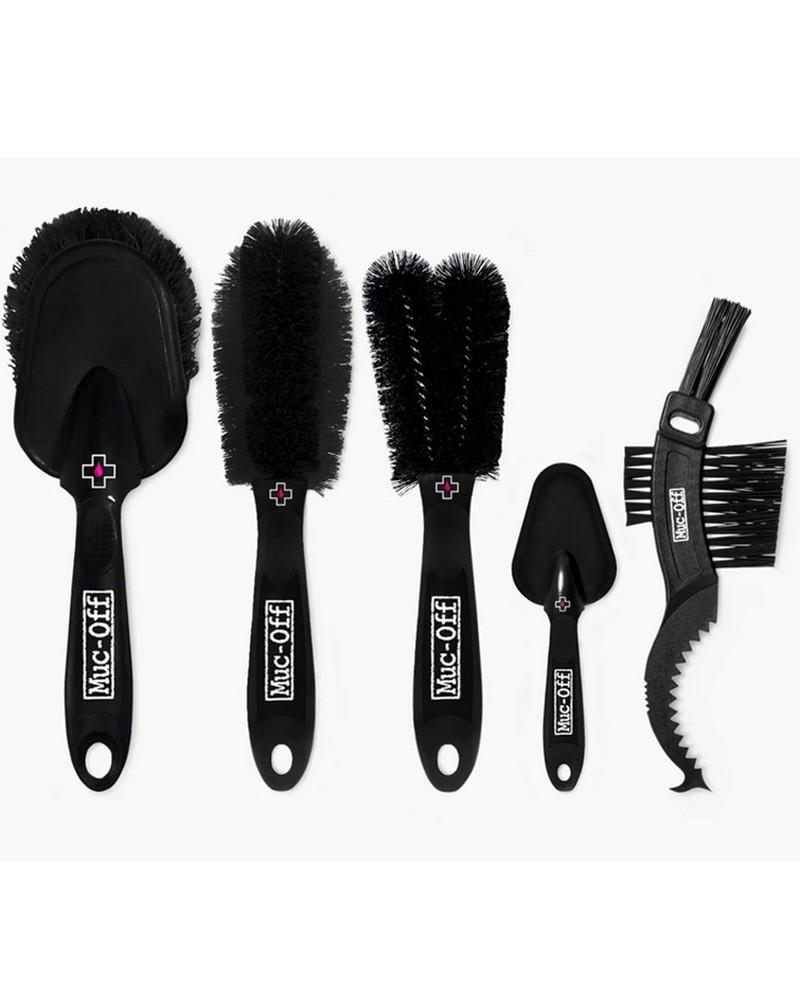 Muc-Off Premium Brush Kit (5 pcs)