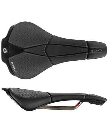 Prologo Saddle Scratch M5 140 TiroX, Hard Black