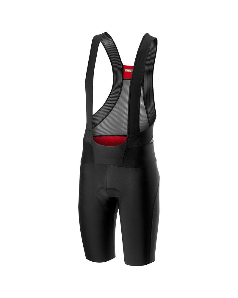 Castelli Premio 2 Men's Cycling Bibshort, Black (X2 Air Seamless Pad)