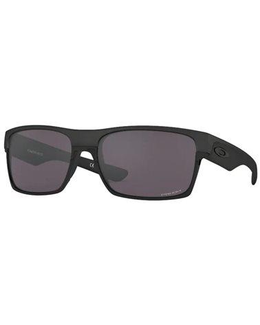 Oakley Glasses Twoface Steel/Prizm Grey