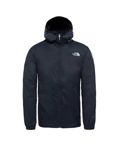 The North Face Quest Men's Waterproof Jacket, TNF Black