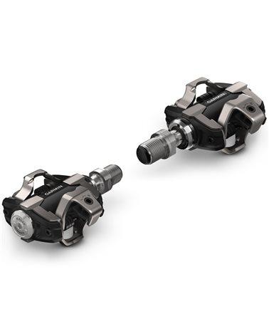 Garmin Rally XC200 Double-Sensing Power Meter (Shimano SPD Cleats Compatible)