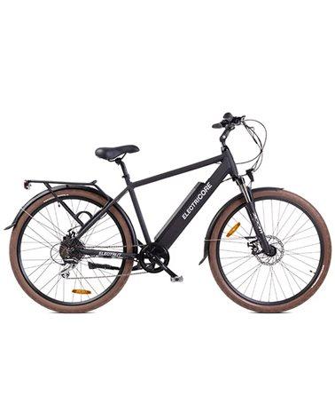 """Electri Core 28"""" e-Bike 250W Shimano Acera 8v Disc Brake, Matte Black"""