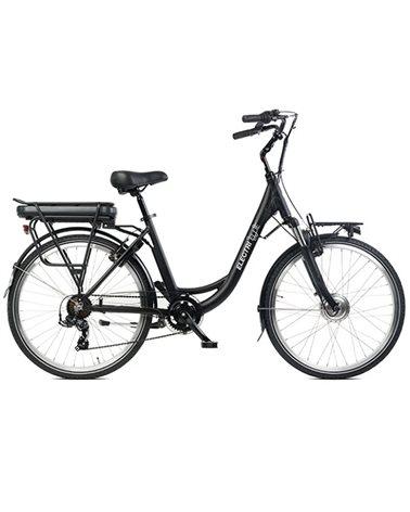 "Electri Ellie 26"" e-Bike 250W Shimano 7v, Black"
