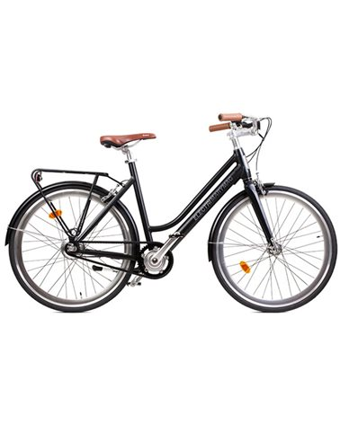 "Electri MaryMag 28"" e-Bike 250W  10.2Ah Panasonic Inegrated Battery, Matte Black"