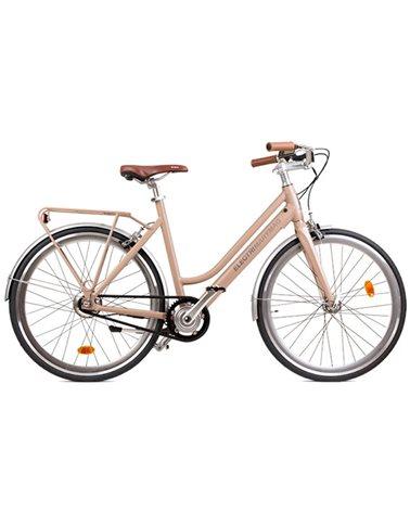"Electri MaryMag 28"" e-Bike 250W  10.2Ah Panasonic Inegrated Battery, Matte Sand"
