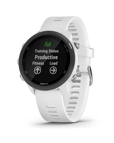 Garmin Forerunner 245 Music Wrist-Based HR GPS Running Watch, White