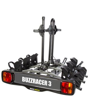 Buzz Rack Buzzracer 3 7 Pin PlugTowbar Bike Rack (3 Bikes)