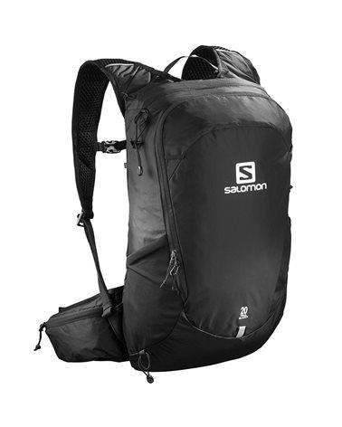 Salomon Trailblazer 20 Zaino Hiking 20 Litri, Black/Black
