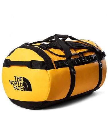 The North Face Base Camp Duffel L - 95 Liters, Summit Gold/TNF Black