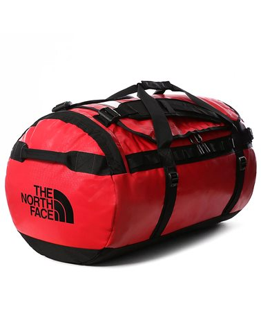 The North Face Base Camp Duffel L - 95 Liters, TNF Red/TNF Black