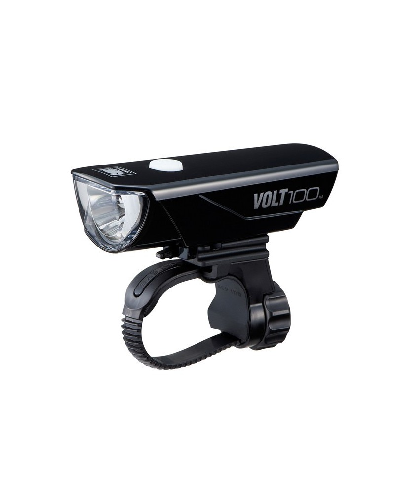 Cateye HL-EL150Rc B Volt100 Luce Anteriore