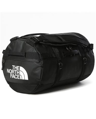The North Face Base Camp Duffel S - 50 Liters, TNF Black/TNF White