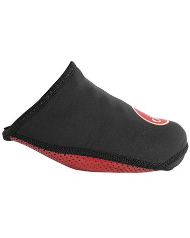 Castelli Neoprene Toe Thingy 2 Cover, Black (One Size Fits All)