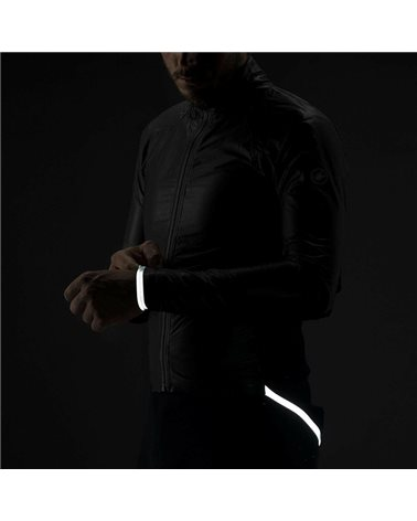Santini Mago 2.0 Bib-Shorts Salopette Corta Uomo, Black